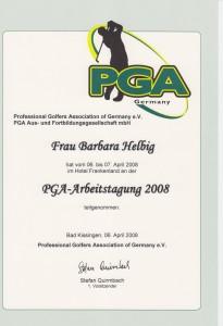 2008 Golf & Gesundheit Grundlagen 1